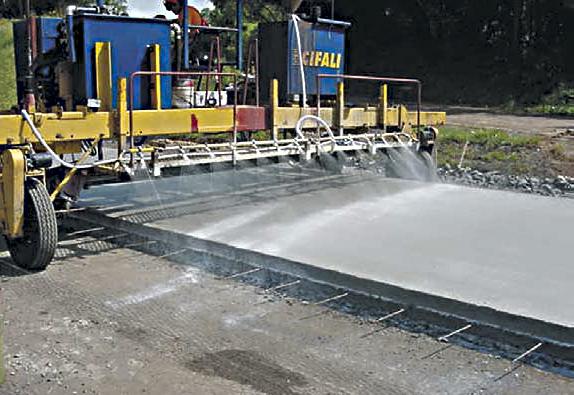 Pavimentos de concreto pr ticas recomendadas para for Pavimento de cemento